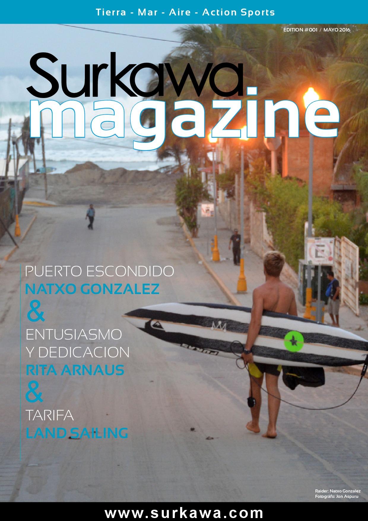 SURKAWA Magazine Action Sports - Tu guía sobre deportes extremos