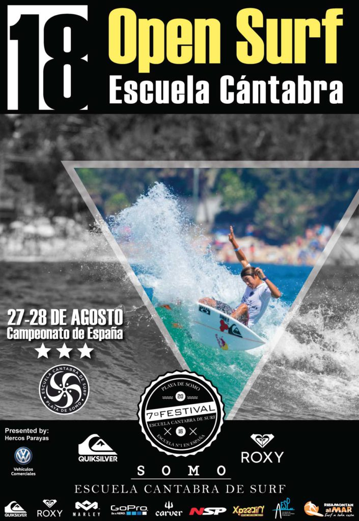 7º Festival Escuela Cantabra de Surf
