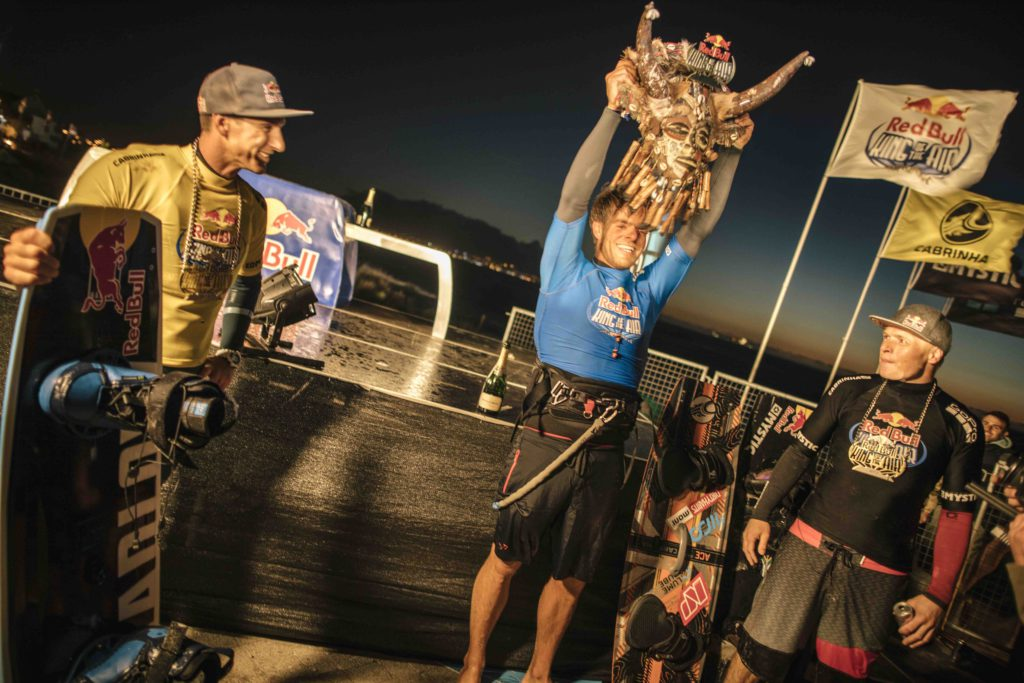Red Bull King of the Air 2017, Nick Jacobsen, Aaron Hadlow, Ruben Lenten