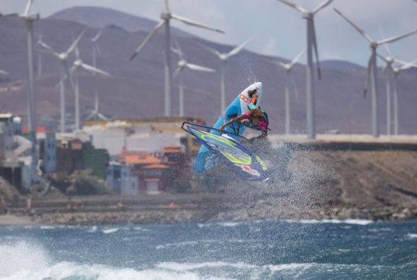 Sarah-Oquita Pozo Izquierdo Canarias Windsurf PWA