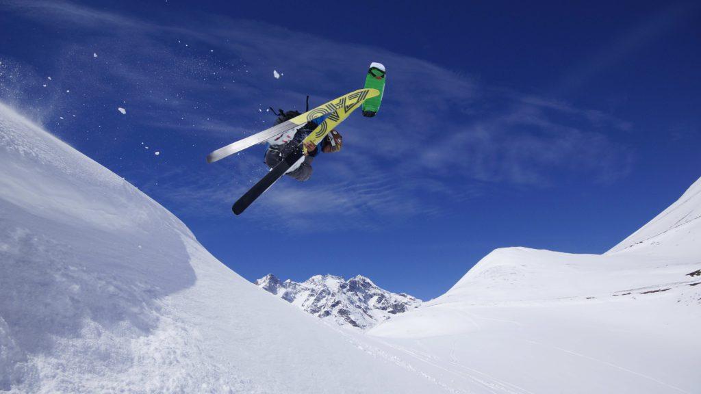 Ocho consejos sobre Snowkite, fotos de Ozone-Blizzard-Johann-by-Wareck