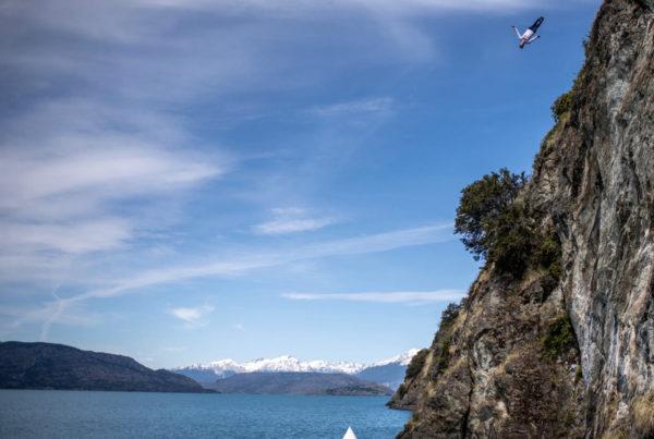Redbull Cliff Diving Jonathan Paredes